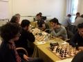 Padova 25 marzo Raggruppamento A2 Terzo turno vs Vicenza2: Pieri, Nannelli,Pantazopoulos,Colombo.