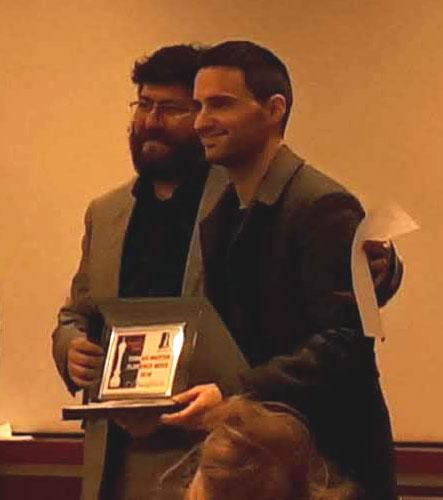 Il Maestro Federico Madiai vincitore del Torneo Magistrale